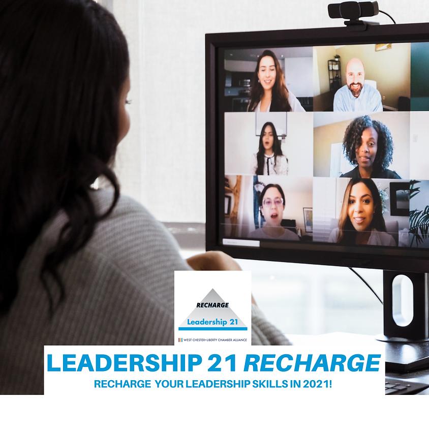 Leadership 21 RECHARGE