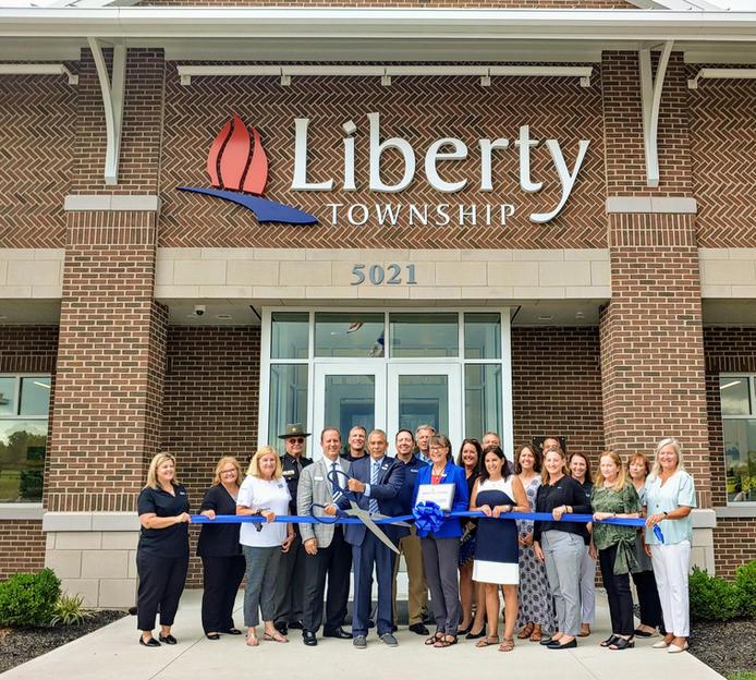 Liberty Township Administration  Building, 5021 Winners Circle, Liberty Township