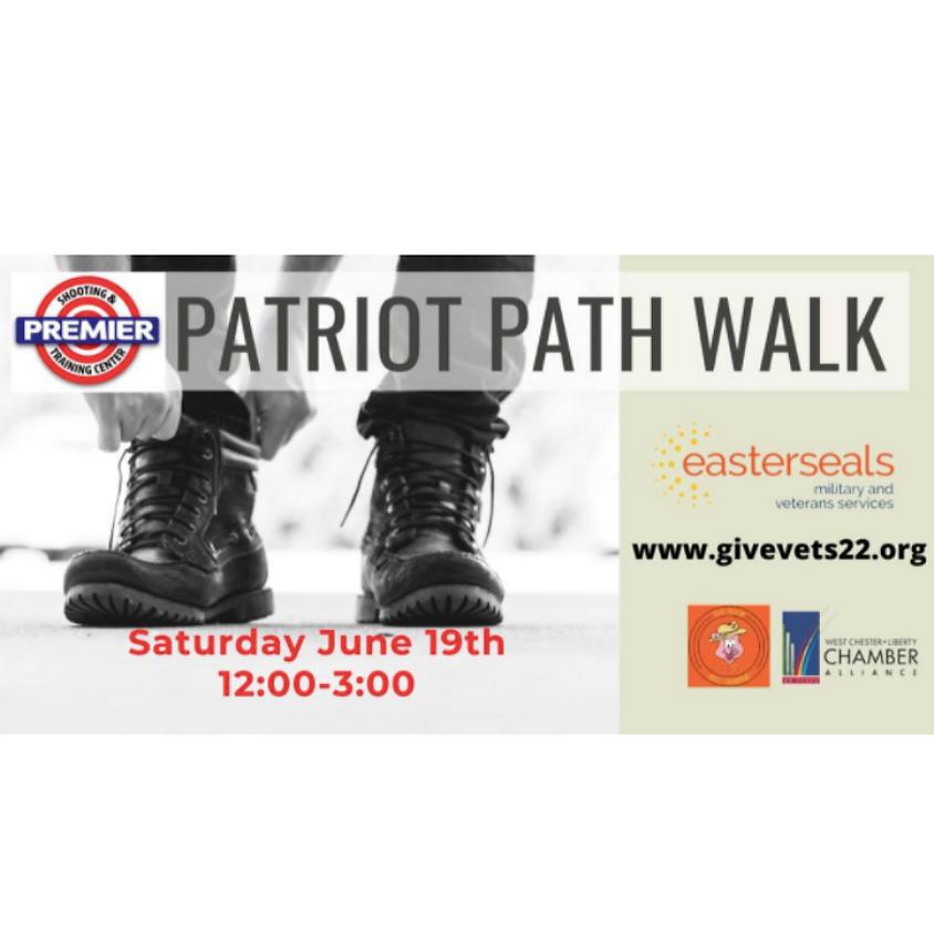 Patriot Path Walk - RESCHEDULED!