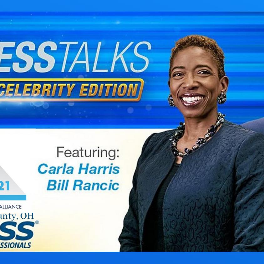 Express Talks Celebrity Edition: Carla Harris & Bill Rancic