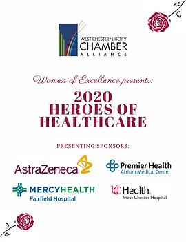 2020 Heroes of Healthcare Virtual Progra