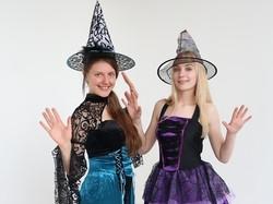 Ведьмочки Лоя и Сара-1