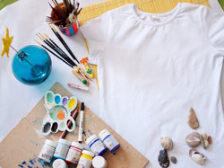 Роспись футболок-2