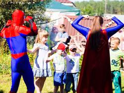 СуперГеройская вечеринка-3