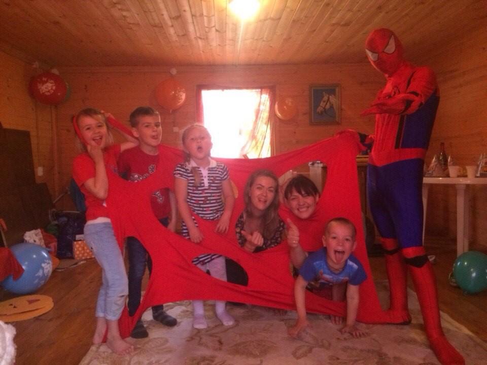 Человек-паук-11