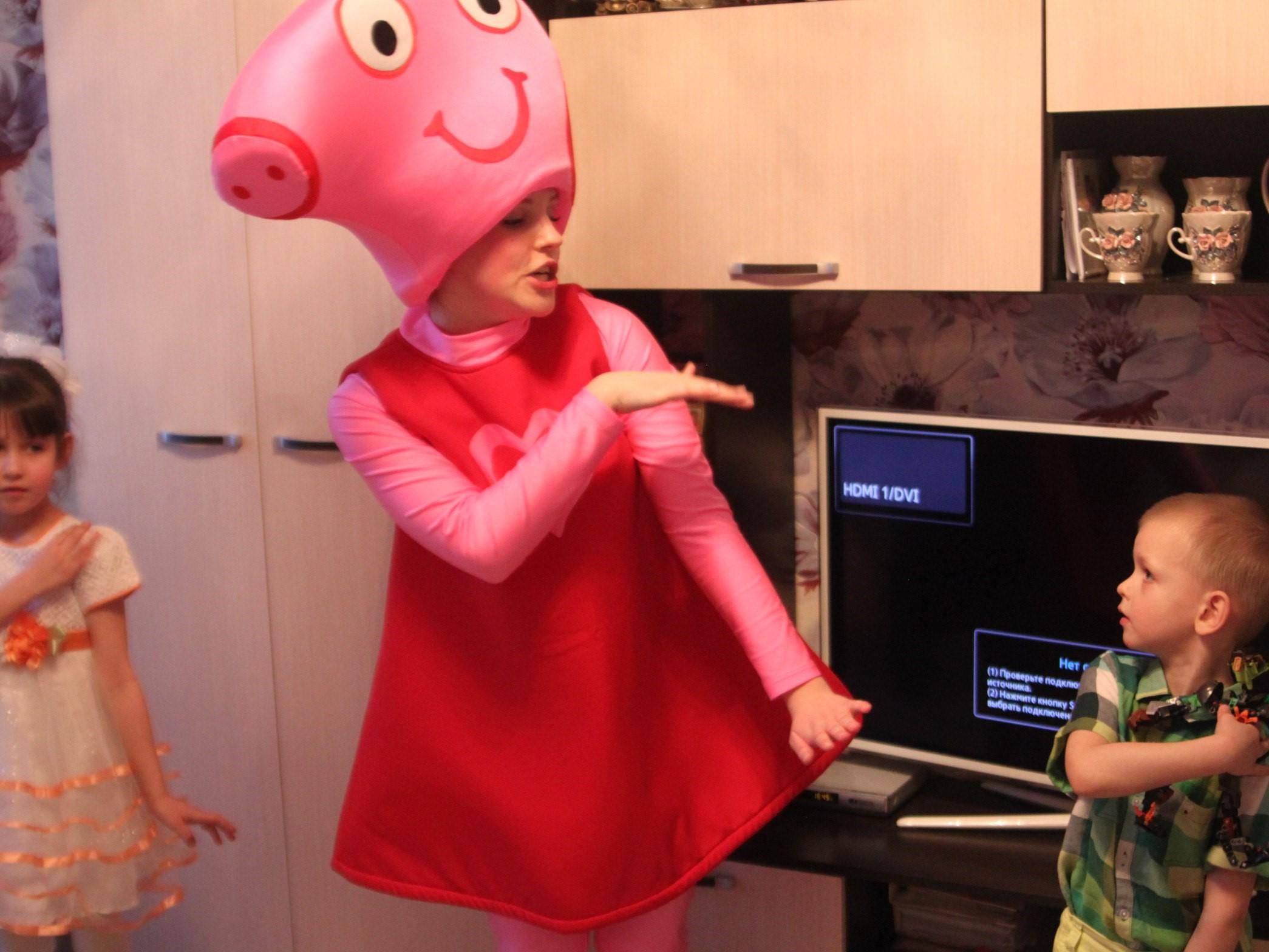 Свинка Пеппа-8