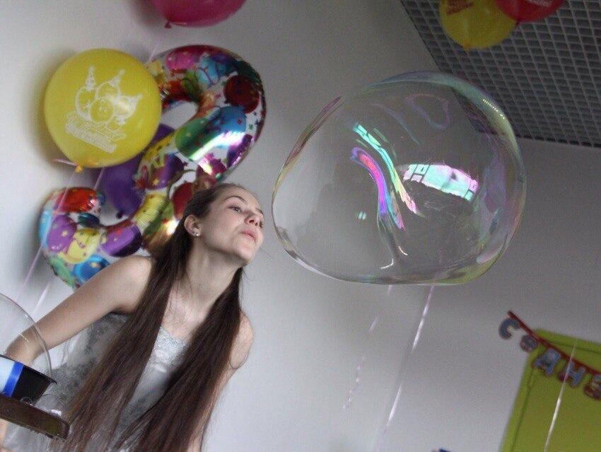 Шоу мыльных пузырей-20