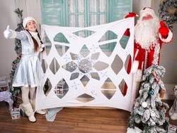 Дед Мороз и Снегурочка-2