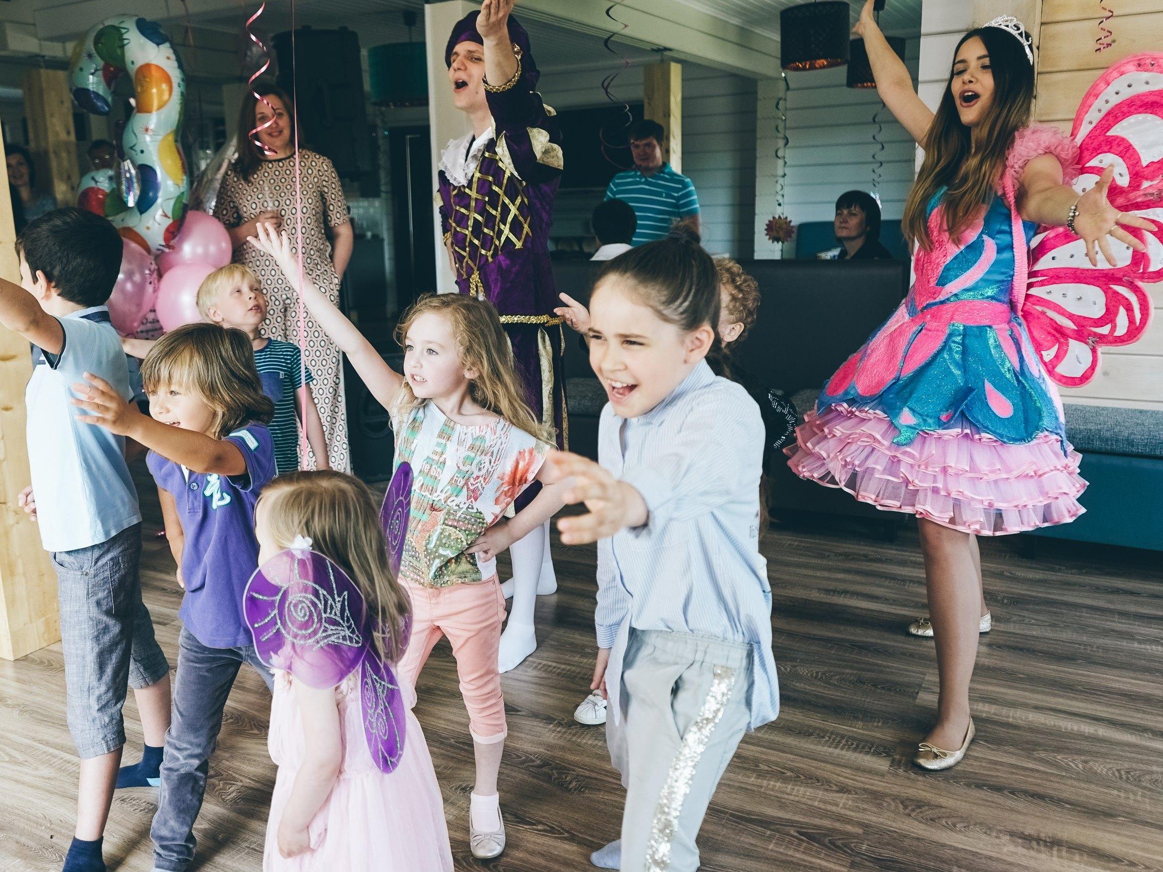 Вечеринка принцев и принцесс-4