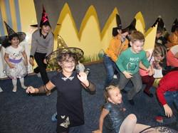 Вечеринка в стиле Хэллоуин-1
