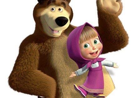 Маша и Медведь-1