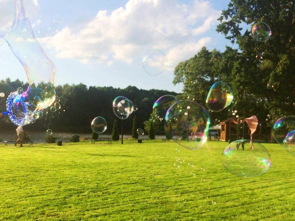 Шоу мыльных пузырей-9