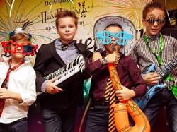 Музыкальная вечеринка-1