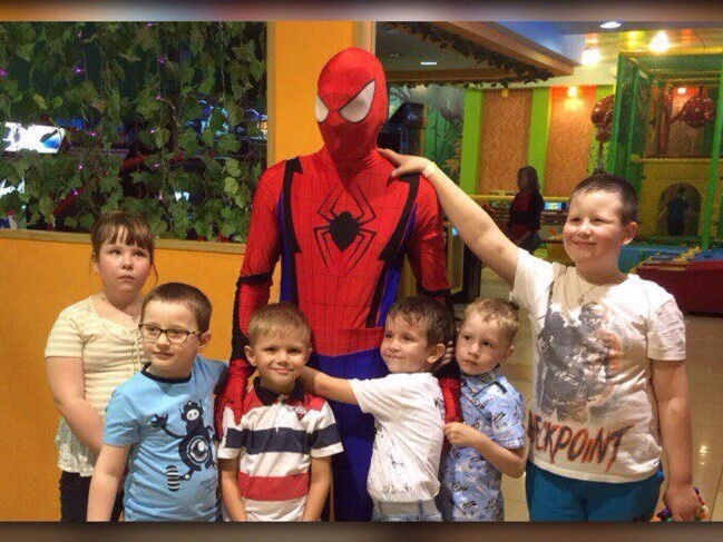 Человек-паук-7