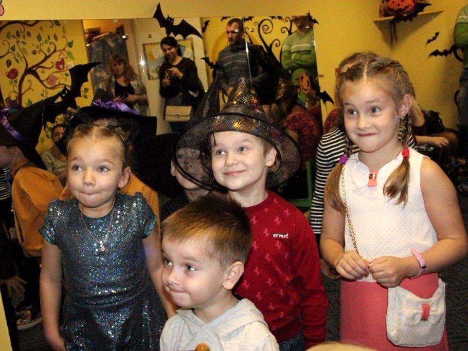 Вечеринка в стиле Хэллоуин-5