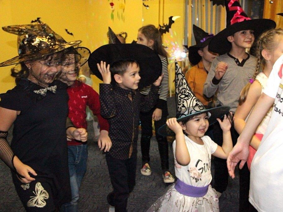 Вечеринка в стиле Хэллоуин-2