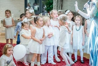 Вечеринка в белом