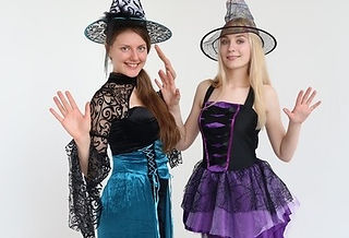 Ведьмочки Лоя и Сара