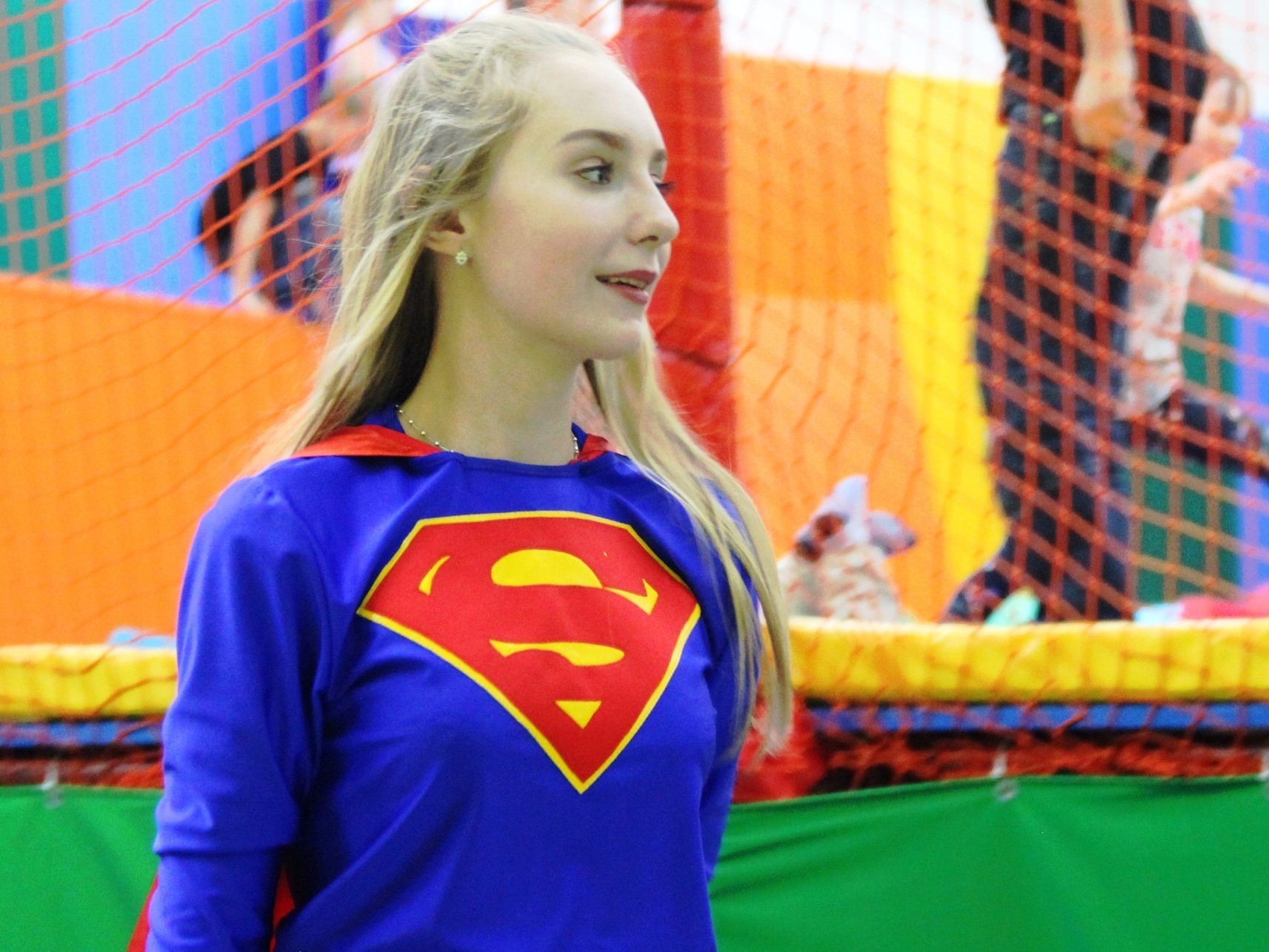 СуперГёрл-1