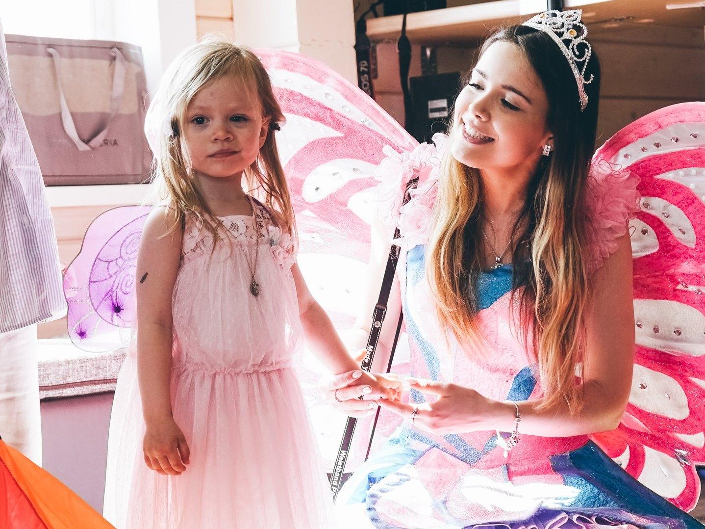 Вечеринка принцев и принцесс-9
