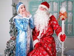 Дед Мороз и Снегурочка-10