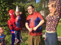 Человек-паук-4