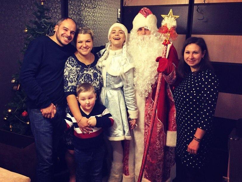 Дед Мороз и Снегурочка-18