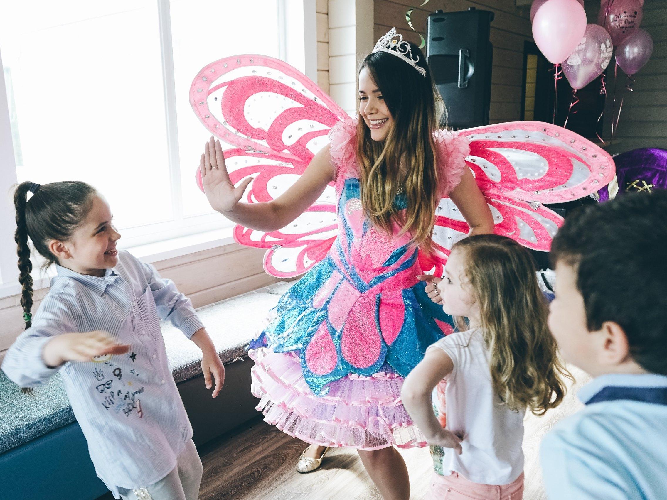 Вечеринка принцев и принцесс-7