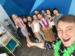 Гавайская вечеринка-13
