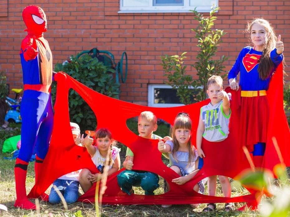 СуперГеройская вечеринка-1