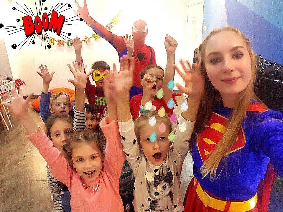 СуперГеройская вечеринка-13