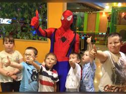 Человек-паук-8
