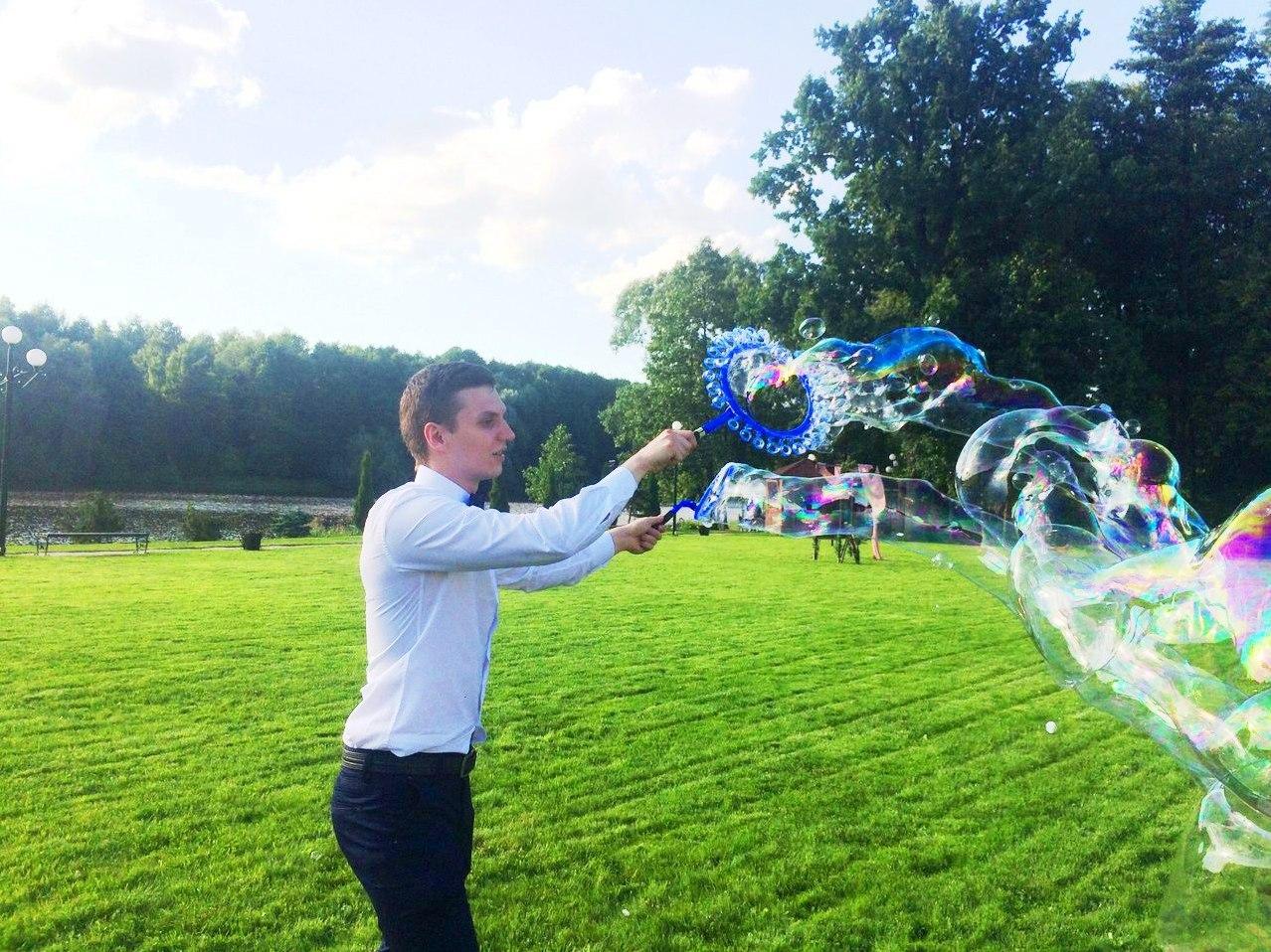 Шоу мыльных пузырей-10