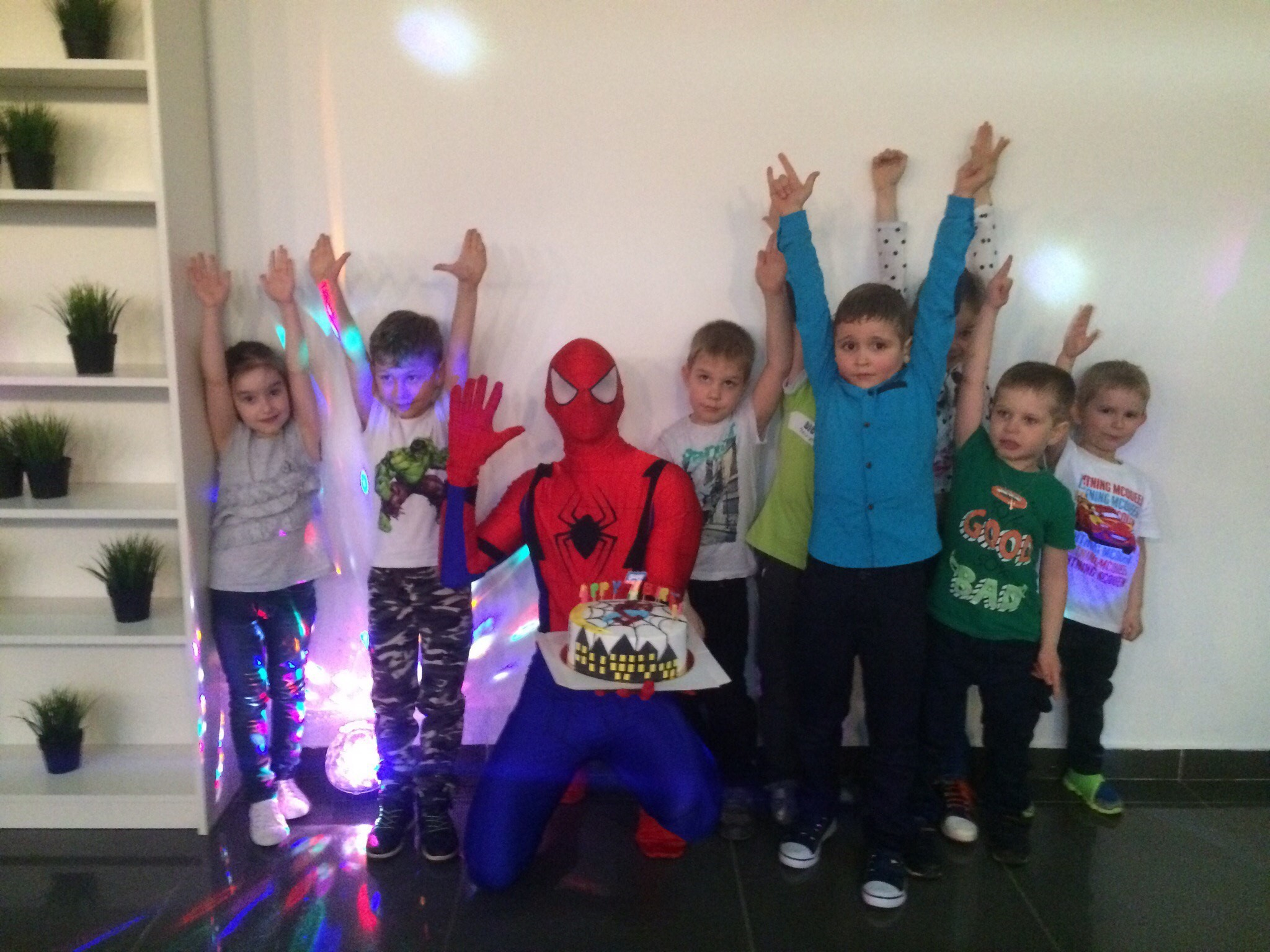 Человек-паук-6