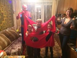 Человек-паук-17