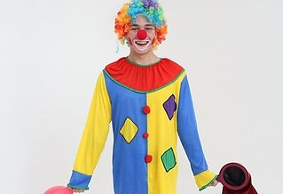 Клоун Кубик