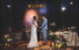 A TRULY STUNNING WEDDING VENUE; WILTON'S MUSIC HALL