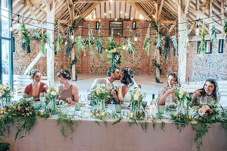Tuffon Hall Barn Wedding Venue in Essex