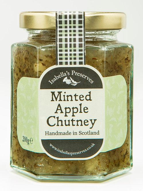 Minted Apple Chutney
