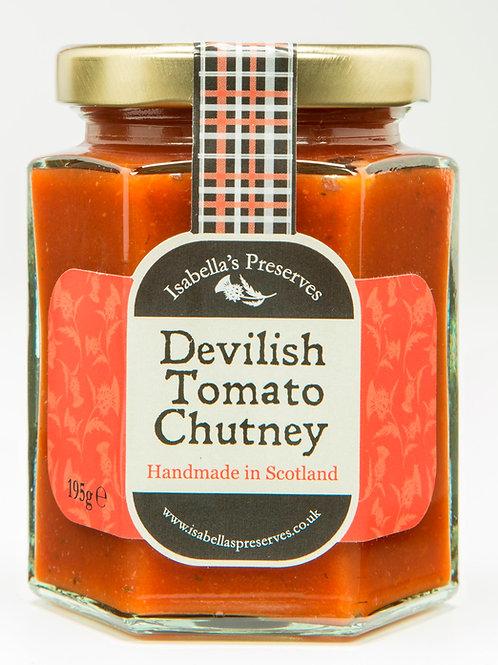 Devilish Tomato Chutney