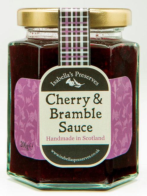 Cherry & Bramble Sauce