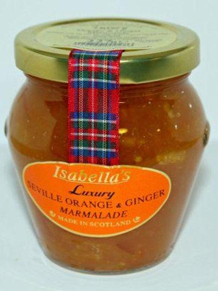 Seville Orange & Ginger Marmalade