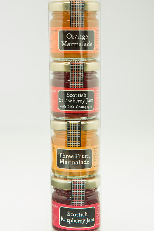 4 Mini Jar Tower