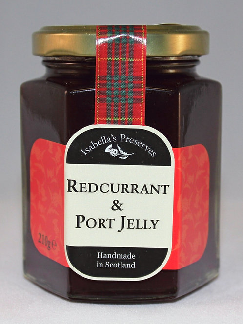 Redcurrant & Port Jelly