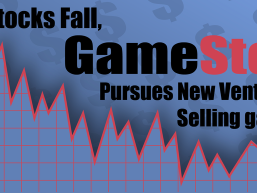 EGDerision: As Stocks Fall, GameStop Pursues New Venture: Selling Games