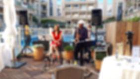 Des musiciens pour vos concerts et évènements en solo, duo et en groupe.  Jazz, latin, pop, bossa-nova, variétés, salsa, lounge. musiciensdusoleil. De nombreuses références parmi les hôtels, casinos de jeux, mairies, comités des fêtes, comités d'entreprise, campings, restaurants, soirées privées, mariage.