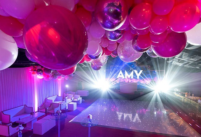 Amy's Batmitzvah - Marquee NW4