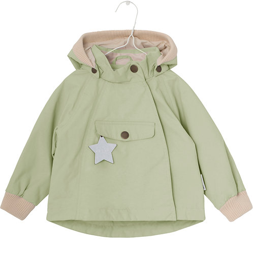 Mini A Ture -Anorak 3Y Seafoam Green-