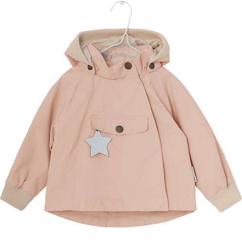 Mini A Ture -Anorak 18m Rose dust-