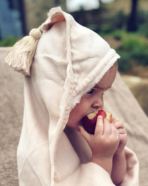 Konges sløjd Muslin Baby Wrap Blanket